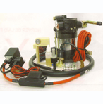 Blue Vac Power Brake Vacuum Pump